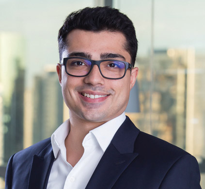 """Henrique Repiso, diretor-executivo do Grupo CDI: """"Ter um relacionamento perene com os clientes é fundamental para garantir os melhores resultados""""."""